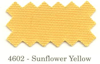 "46"" Sunbrella by the yd - Sunflower Yellow"
