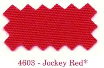 "46"" Sunbrella by the yd - Jockey Red"