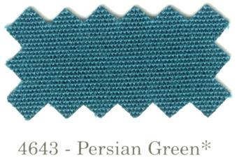 "46"" Sunbrella by the yd - Persian Green"