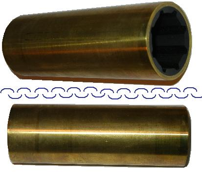 "CUTLASS BEARING 1-1/4"" X 1-3/4"" X 5"""